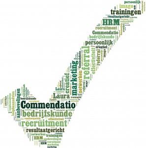 logo Commendatio