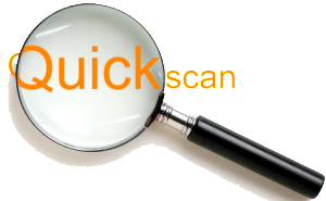Quickscan marketing