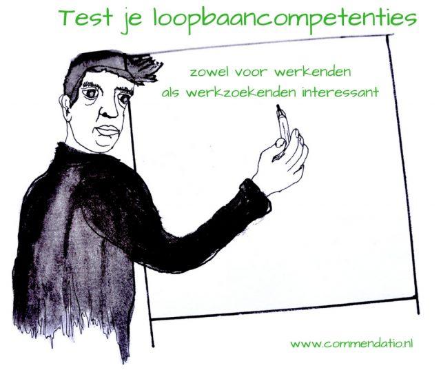 Nieuwe test online: loopbaancompetenties