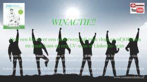 WIN-actie #JOBvious