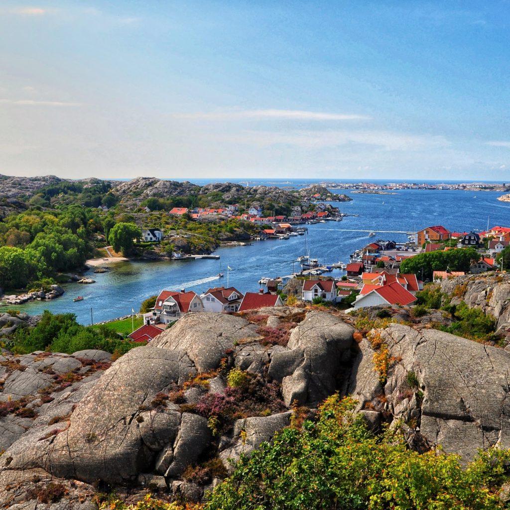 scherenkust Zweden