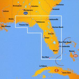 kaart Florida